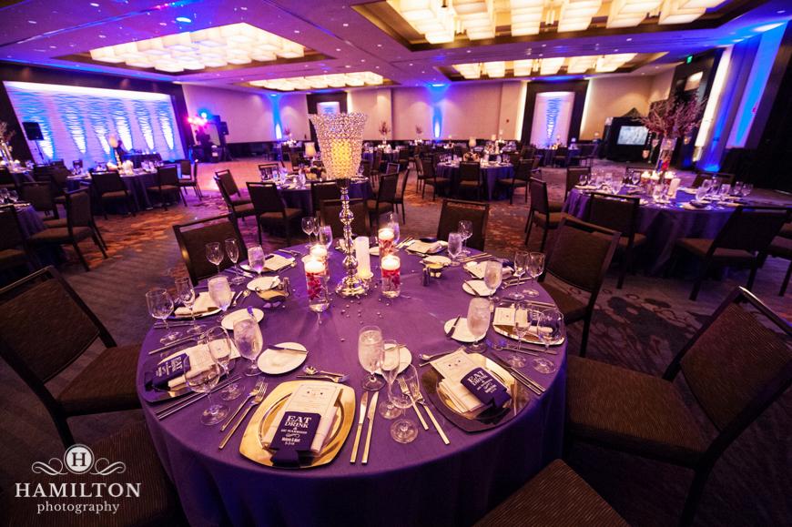 Hamilton Photography Candle Wedding Table Centerpieces - Hamilton ...