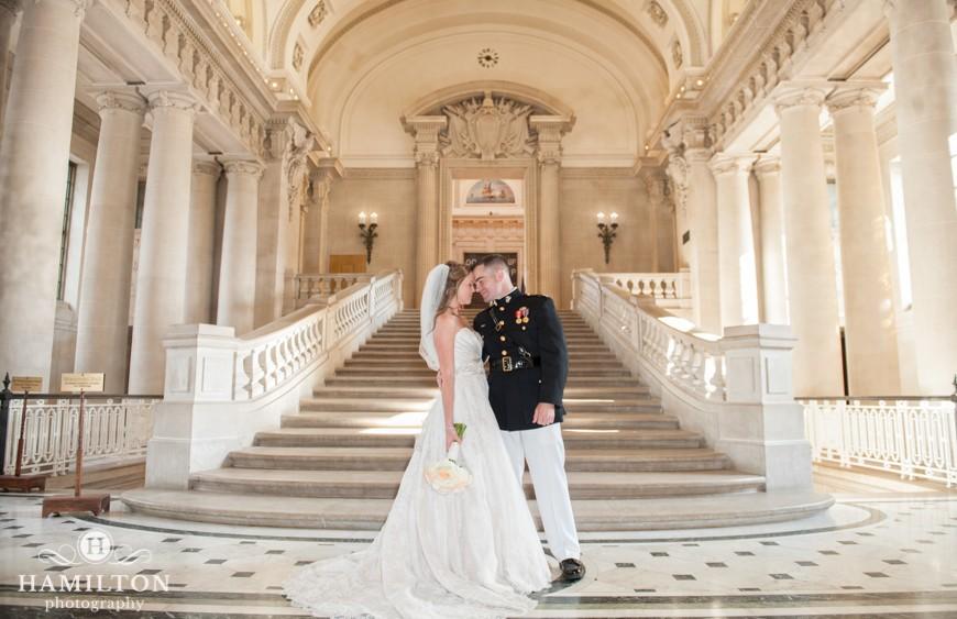 Margie Kevin S Governor Calvert House Wedding