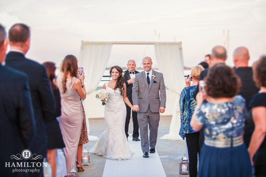 Maryland Waterfront Wedding Ceremony
