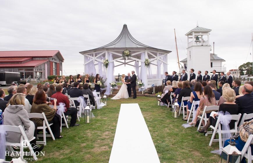 Anastasia Mike S Chesapeake Bay Maritime Museum Wedding