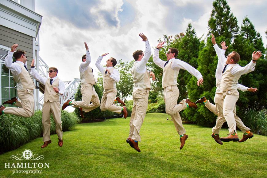 hamilton photography chesapeake bay beach club wedding pose idea for