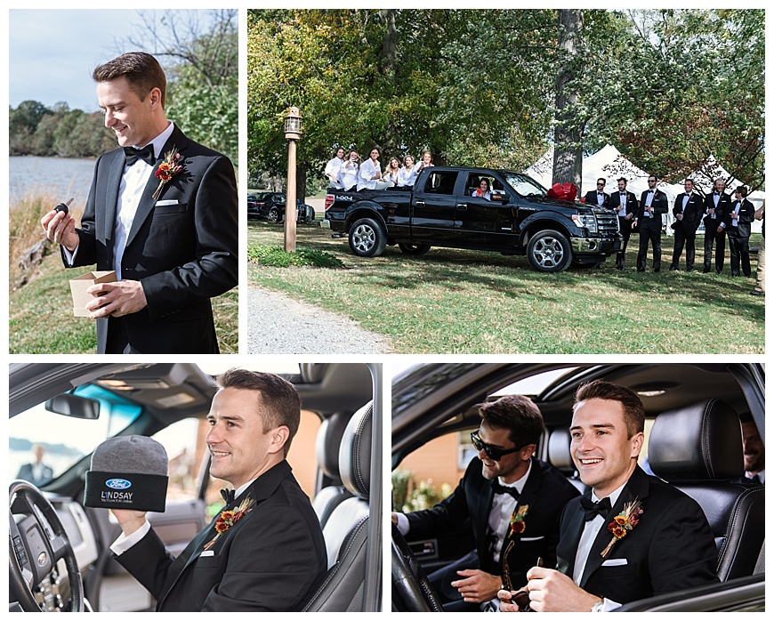 Beautiful Autumn Brittland Estates Wedding
