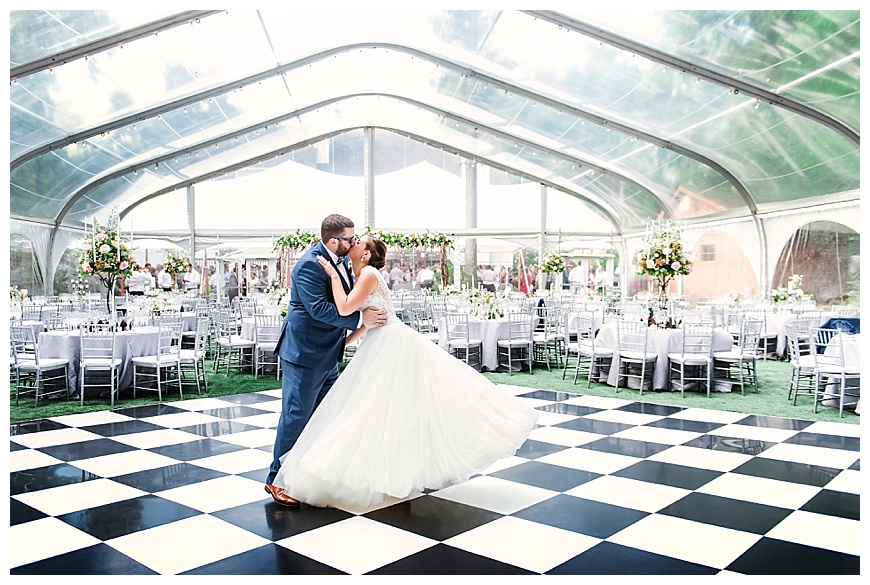 ... Unique Tented Wedding Reception ... & Hamilton Photography 2016 AT A GLANCE: WEDDING HIGHLIGHTS ...