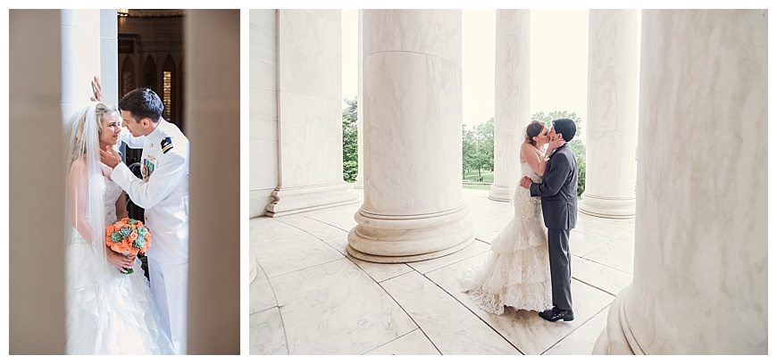 DC Monument Wedding Photography