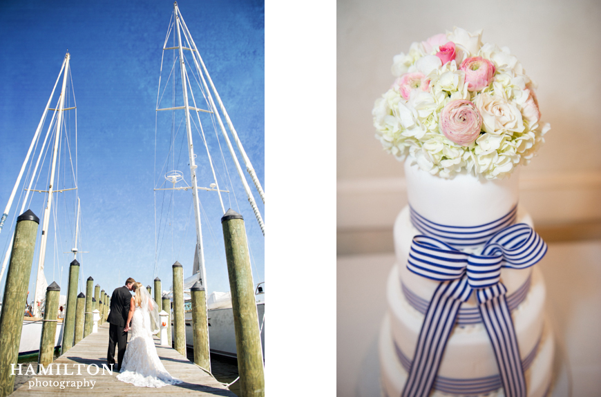 bride-and-groom-kissing-on-docks
