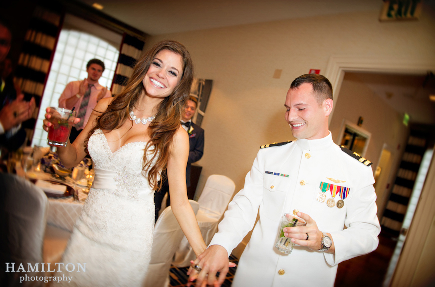 loews hotel annapolis; loews hotel wedding reception; wedding pictures; wedding reception pictures; wedding reception hair ideas; navy wedding