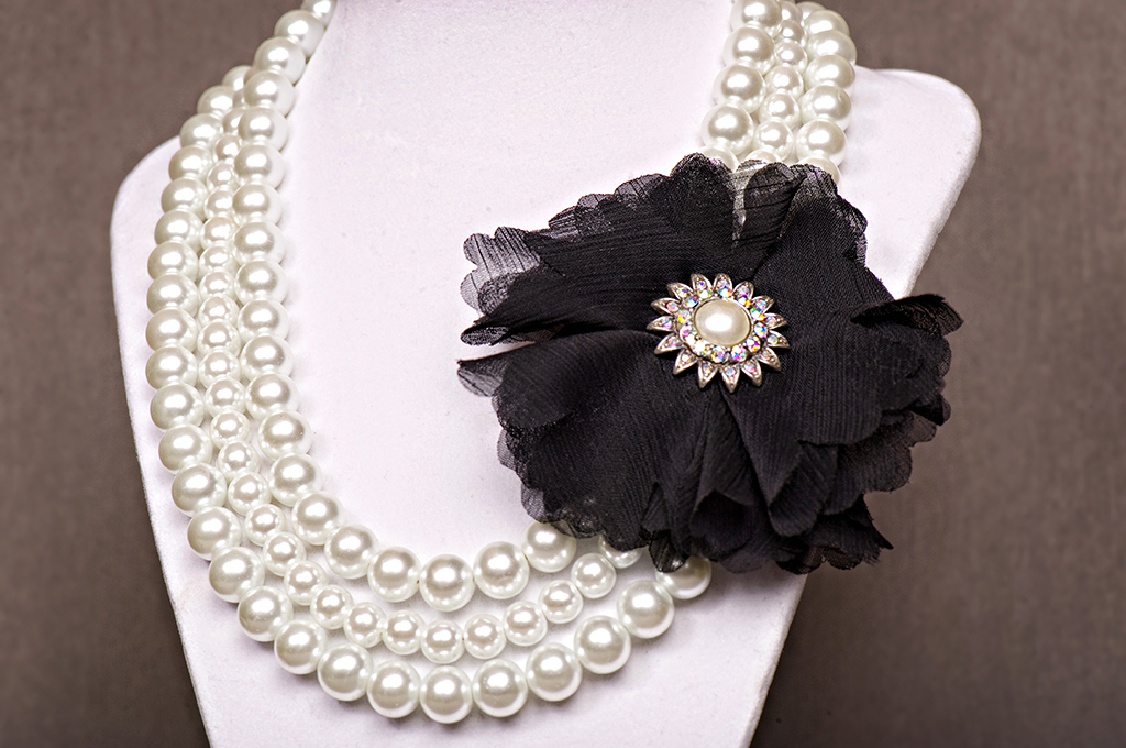 product-pearl necklace string
