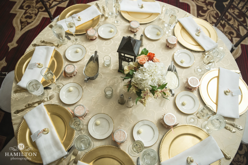 Wedding Table Layout