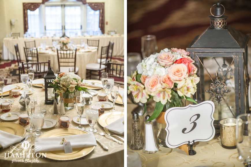 Annapolis Wedding Reception Decor
