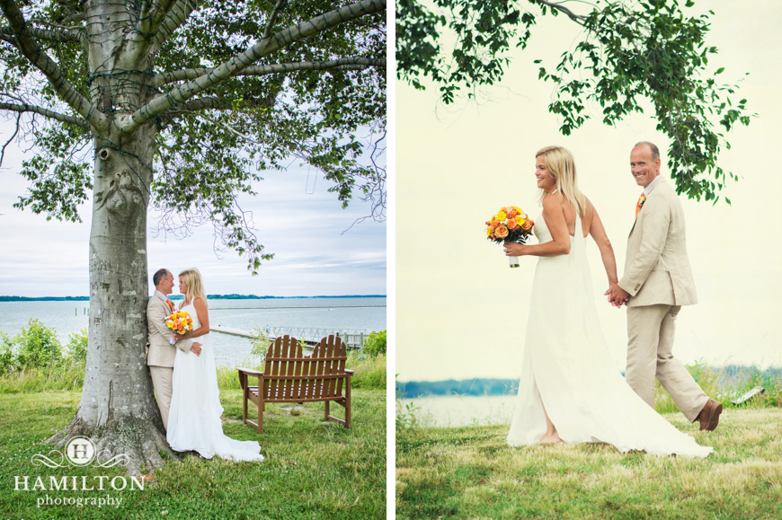 Outdoor Wedding Poses