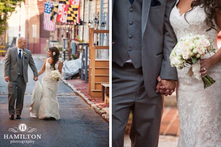Wedding Formals in Downtown Annapolis