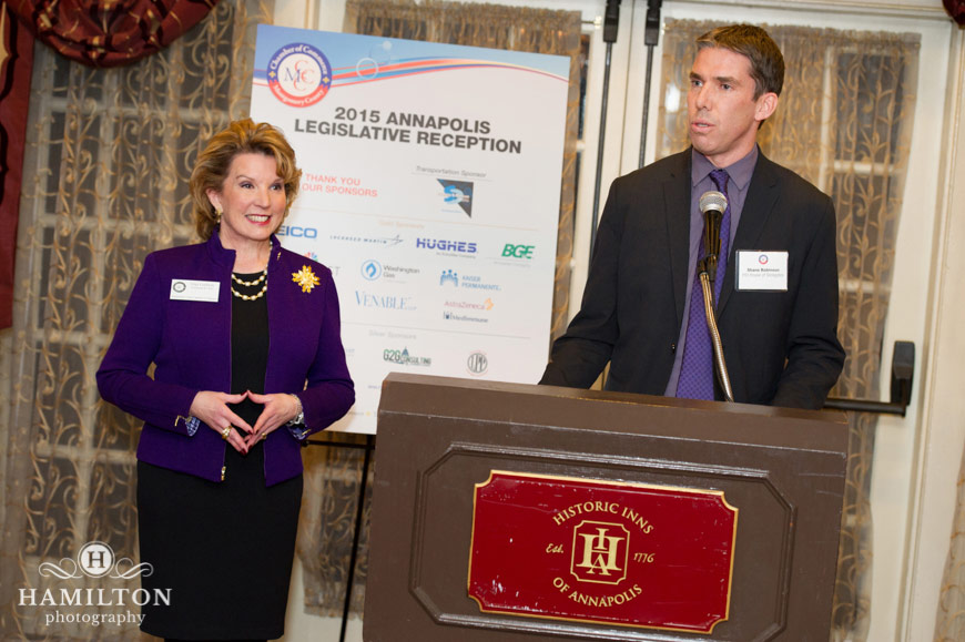 Annapolis Corporate Event Photo
